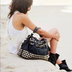 Rebecca Minkoff Cognac Leather Supernova Bag